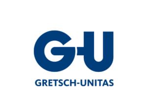 G-U logo portfolio