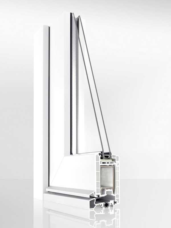 Joviste PVC Euro Design 70 Standard Vrata