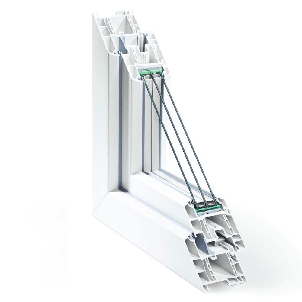 Joviste - PVC Prozori - Lux Geneo 1000x1000