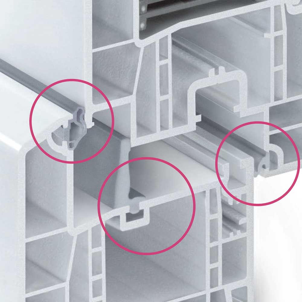Joviste - PVC Prozori - Lux Trajnost