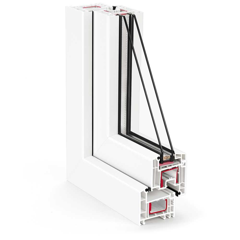 Joviste - PVC Prozori - Standard 1000x1000
