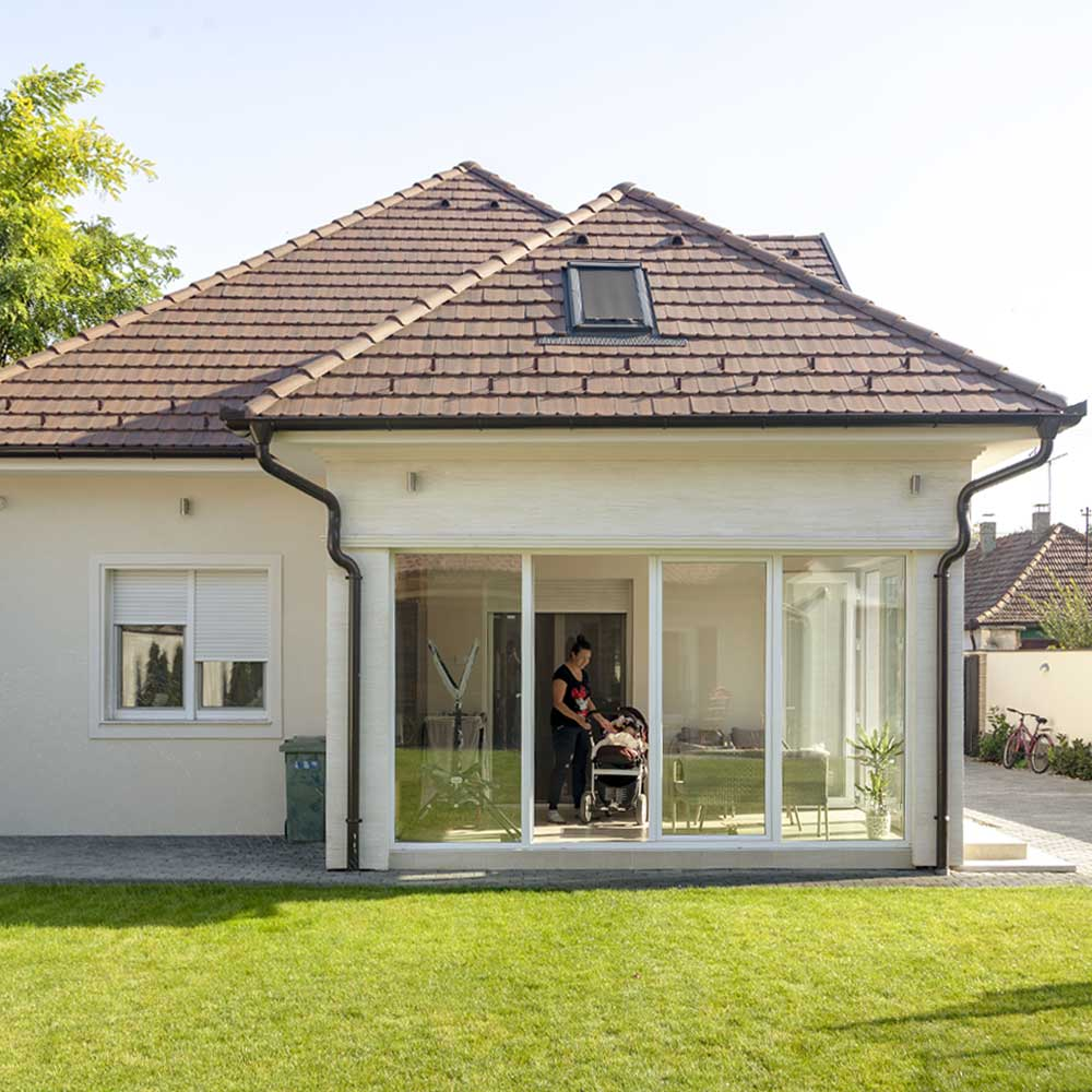 Joviste - PVC zastakljena terasa 3