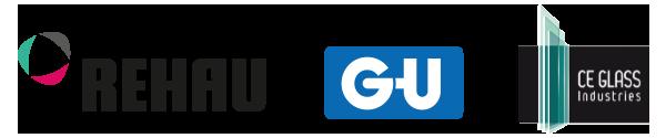 Joviste-Rehau-GU-CEGlass-logo