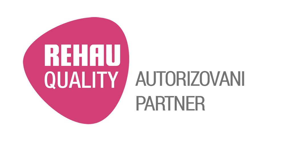 Joviste - Rehau Quality - Autorizovani partner Logo